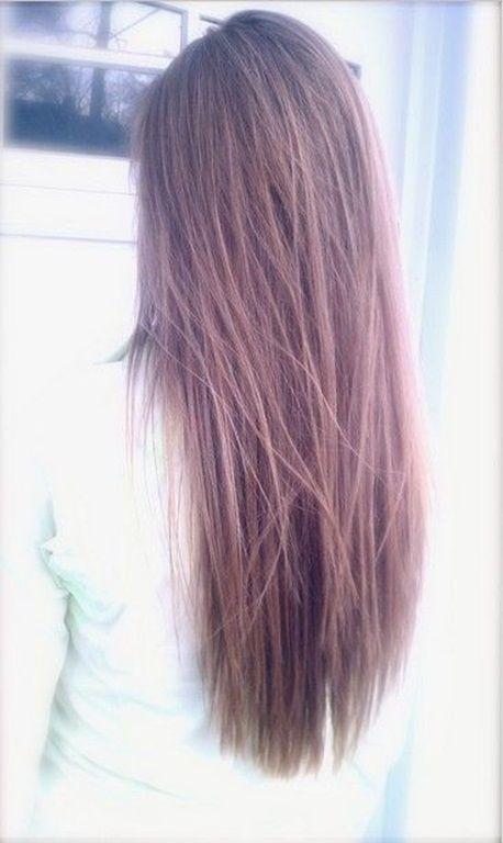 Frisuren V Schnitt Frisurentrends V Schnitt Haare Lange Haare Ideen Schnitt Lange Haare