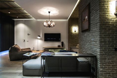 Wunderbar Cozy And Inviting Apartment In Kiev By YoDezeen