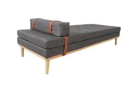 Salesfever Relaxliege Daybett Im Scandinavischem Design Daybed Mit Bildern Relaxliege Tagesbett Relaxen