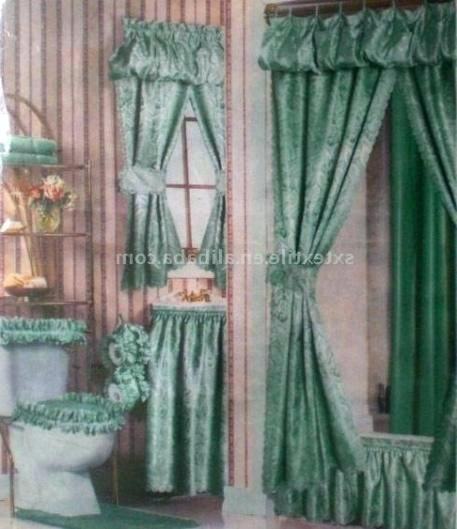 Fromthearmchair Get Here Matching Window And Shower Curtain Sets