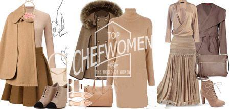 الألوان التي تتناسب مع اللون الكافيه الألوان التي تتناسب مع اللون الكافيه اللون الكافيه هو مزيج من اللون البني و اللون البيج Women Fashion Tops