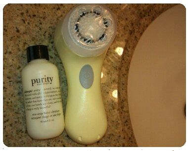 Make-Up Anonymous: Clarisonic Mia 1st Month Update
