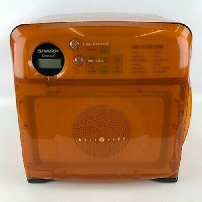 sharp half pint mini microwave carousel