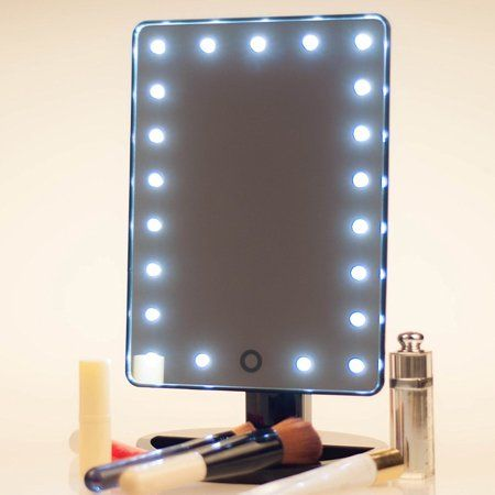 Beauty With Images Mirror With Lights Magnifying Mirror Led