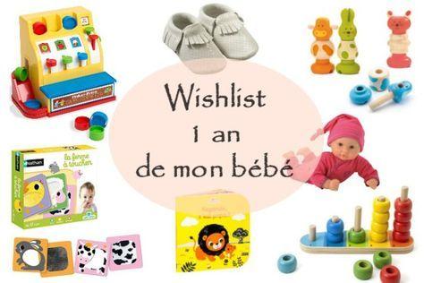 Idees Cadeaux Pour 1 An De Bebe Jeux Educatifs Jeu A