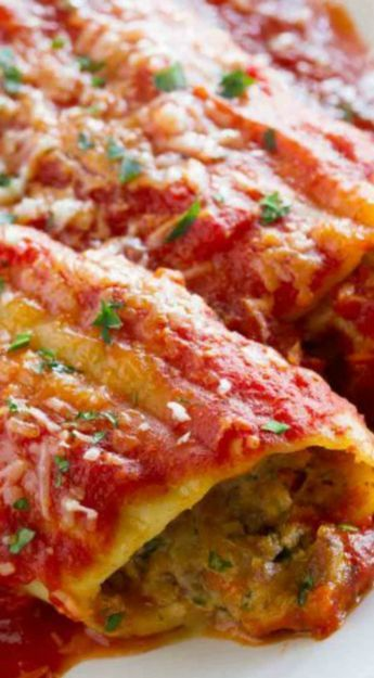 now this is sunday dinner this stuffed manicotti with beef has a rh pintower com
