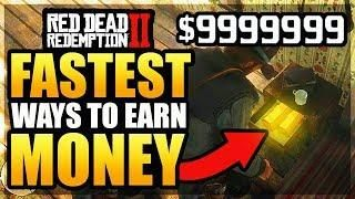 How To Earn Money Fast Red Dead Online
