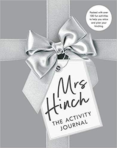 Mrs Hinch The Activity Journal Amazon Co Uk Mrs Hinch 9780241426845 Books Giftryapp Activities Book Journal Book Activities