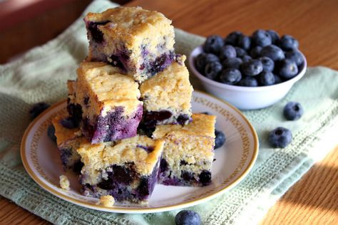 Blueberry Cornbread | 27 Delicious Recipes For A Summer Potluck