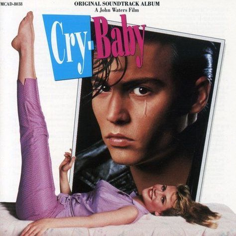 Details about Various Artists - Cry-Baby (Original Soundtrack) [New CD]