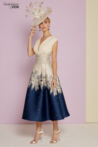 Looking for a perfect Mother of the Bride or Groom outfit, special occasion dress or hat? Visit one of our Nigel Rayment Boutiques in London & Manchester, UK. Mother Of The Bride Fashion, Mother Of Bride Outfits, Mother Of Groom Dresses, Young Mother Of The Bride, Pretty Dresses, Beautiful Dresses, Groom Outfit, Mid Length Dresses, Ideias Fashion