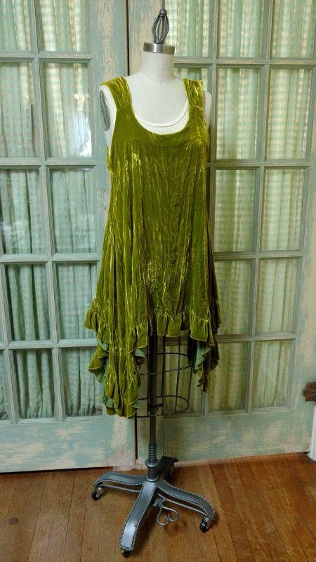 Liberty Woman Tr/ägerkleid in Khaki