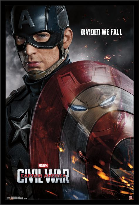 Captain America 3 - One Sheet