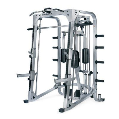 Nautilus Nt 1830 Premier Smith And Pec Attachment Home Workout Equipment At Home Gym At Home Workouts