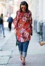 Street Style Stars at New York Fashion Week Spring 2016