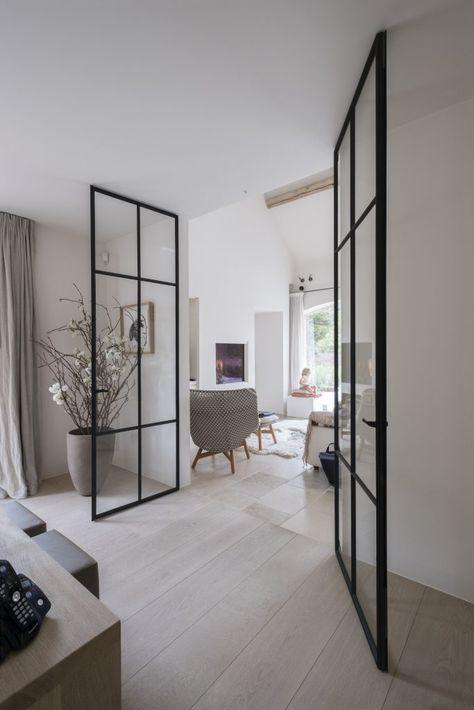 Project Stijn de Neve - Dauby deur- en meubelbeslag