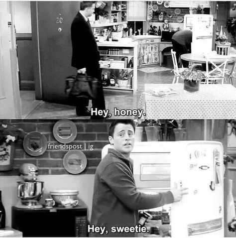 Immagine di friends, funny, and chandler