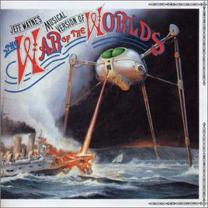 Jeff Wayne Jeff Wayne S Musical Version Of The War Of The Worlds Vinyl Lp Album At Discogs War Of The Worlds Album Art Classic Album Covers