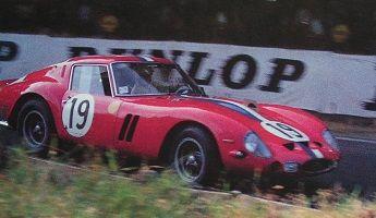 Ferrari 250 Gto Chassis 3705gt Pierre Noblet Ferrari Voiture