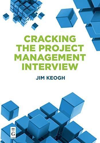 Cracking the Project Management Interview - Default