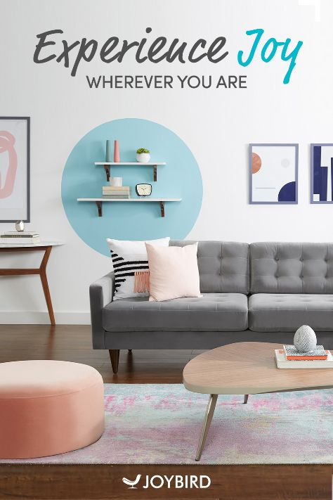 Experience Joy Wherever You Are Furniture Custom Furniture Home Decor