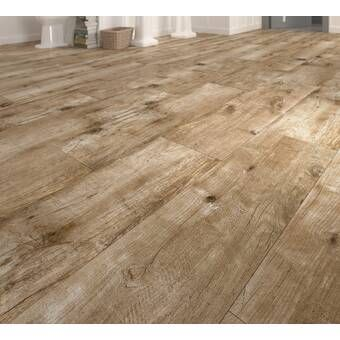 Etna Gris 9 X 36 Porcelain Wood Look Tile In 2020 Wood Look Tile Bathroom Ceramic Wood Floors Porcelain Wood Tile Floor