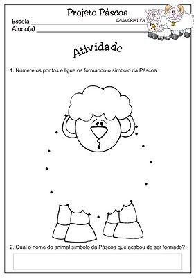 Atividades Para Educacao Infantil Pascoa Educacao Infantil