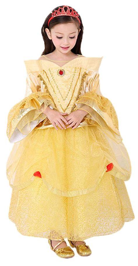Eyekepper Sleeping Beauty Aurora Costume Birthday Party Dress Up