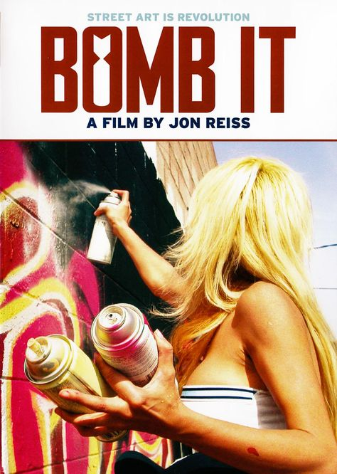 Global graffiti culture is where the love of art and ego clashes with law and order. This film explores the many manifestations of 'bombing' - the act of committing artistic crime with spraypaint. DVD 500