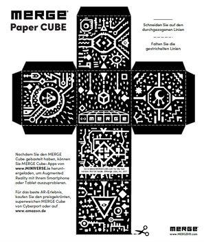 Ar Bauen 01 Paper Cube 3d Cube Solar Energy Projects