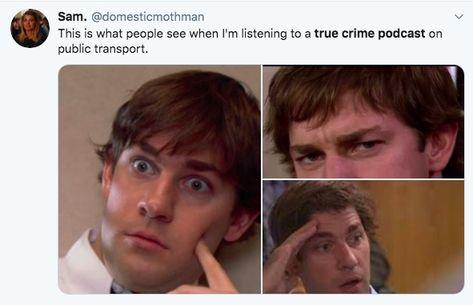 Really Funny Memes, Stupid Funny Memes, Funny Relatable Memes, Haha Funny, Hilarious, Funny Stuff, Criminal Minds Memes, Dark Humor Jokes, Movie Memes