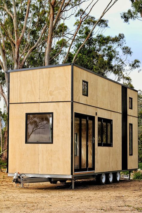 Contemporary Tiny House On An Island By 2by4 Architects Island