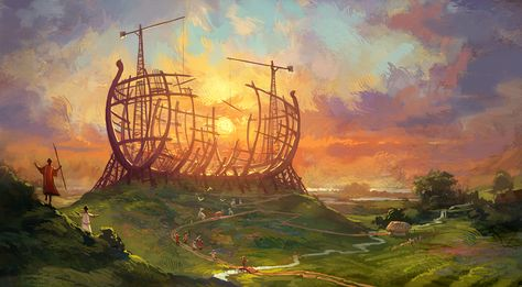 Matt Gaser» Projects Concept art research Pinterest Artworks - what is the concept of free contract