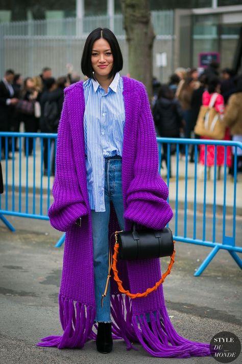 Tiffany Hsu by STYLEDUMONDE Street Style Fashion Photography Source by galkanaz fashion photography