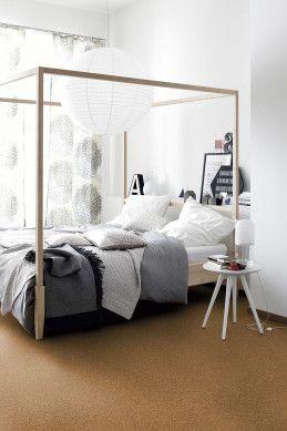 Schoner Wohnen Helgoland Onloom Korkklickboden Schoner Wohnen Schlafzimmer Schlafzimmer Gestalten Schlafzimmer Einrichten