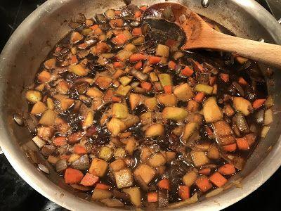 Korean Jia Jia Mian Recipes Cooking Large Fries