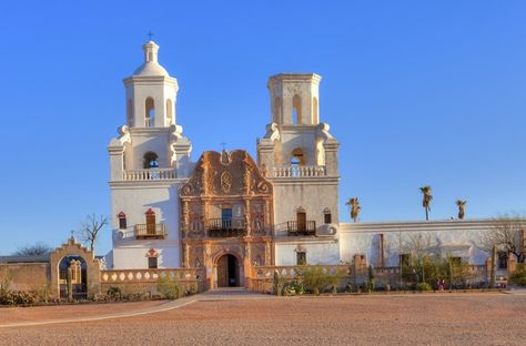 10best Beautiful Spanish Missions Across The West Photo