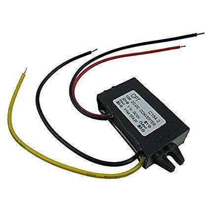 Zaojiao Dc To Dc 12v To 4 2v Dc Dc Converter Voltage Regulator Step Down Buck Module Car Led Power Supply