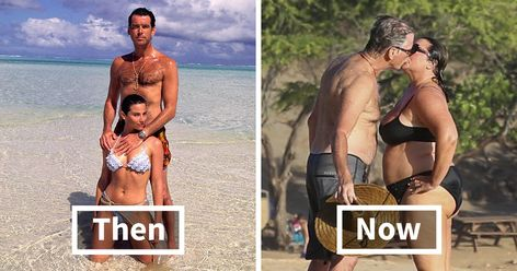 Pierce Brosnan And Wife Celebrate 25 Years In Marriage And The Romance Is Still Fiery, These Photos Are Proof