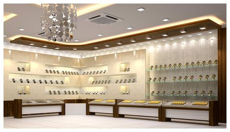 Jewelry Shop Interior Modern Houses By Anss Crafters Modern In