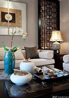 Attractive 12+ Impressive Modern Asian Home Decor Ideas | Modern Asian, Asian And  Modern