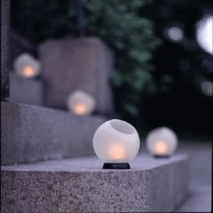 Superior Obus Indoor/Outdoor Lamp By Peter Stathis | Indoor Outdoor And Penthouses Amazing Ideas