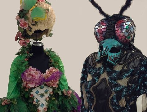 These two beauties are looking to scare up some summer fun! #tdfcc #CostumeCollection #Costumes #summer