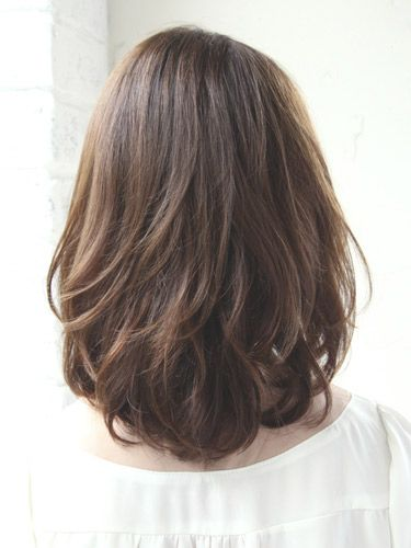 80 Sensational Medium Length Haircuts For Thick Hair Thicker Haircut Styles And Style