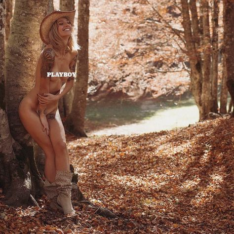 autumn My #editorial for #playboy...
