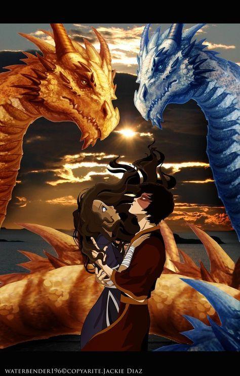 Zuko and Katara <3 - Zutara: Of Fire and Water Fan Art (9302971) - Fanpop