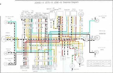 Pit Bike Wiring Diagram 125 - Wiring Diagram