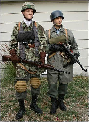 Foro de Western Front - uniformidad de paraca aleman.... - Uniformidad