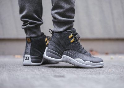 97eb2d94efa18 Find all the official stores & direct shops links where to buy the Air  Jordan 12 Retro 'Dark Grey' online