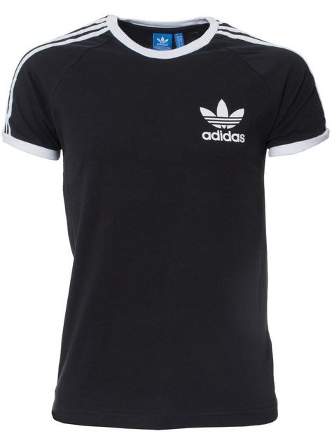 2d81fb6b Adidas Essentials California Mens T Shirt | Adidas California Tees